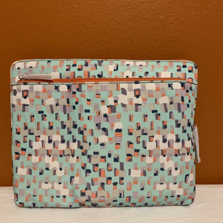 FOSSIL IPAD TABLET Case Squares Blue Mul