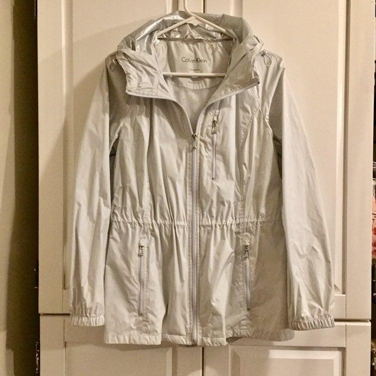 Calvin Klein Spring Light Rain Jacket M