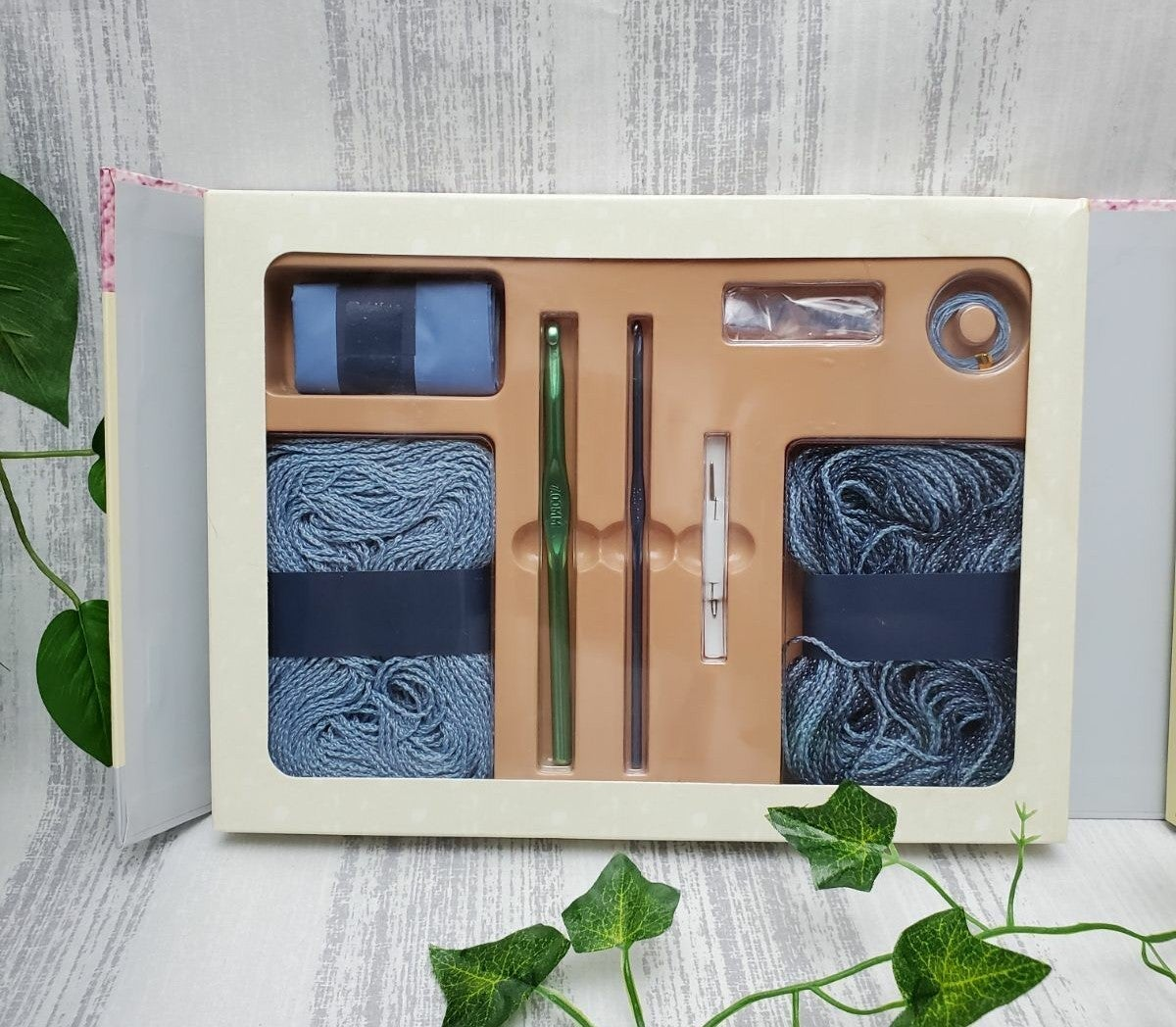 The Complete Crochet Set