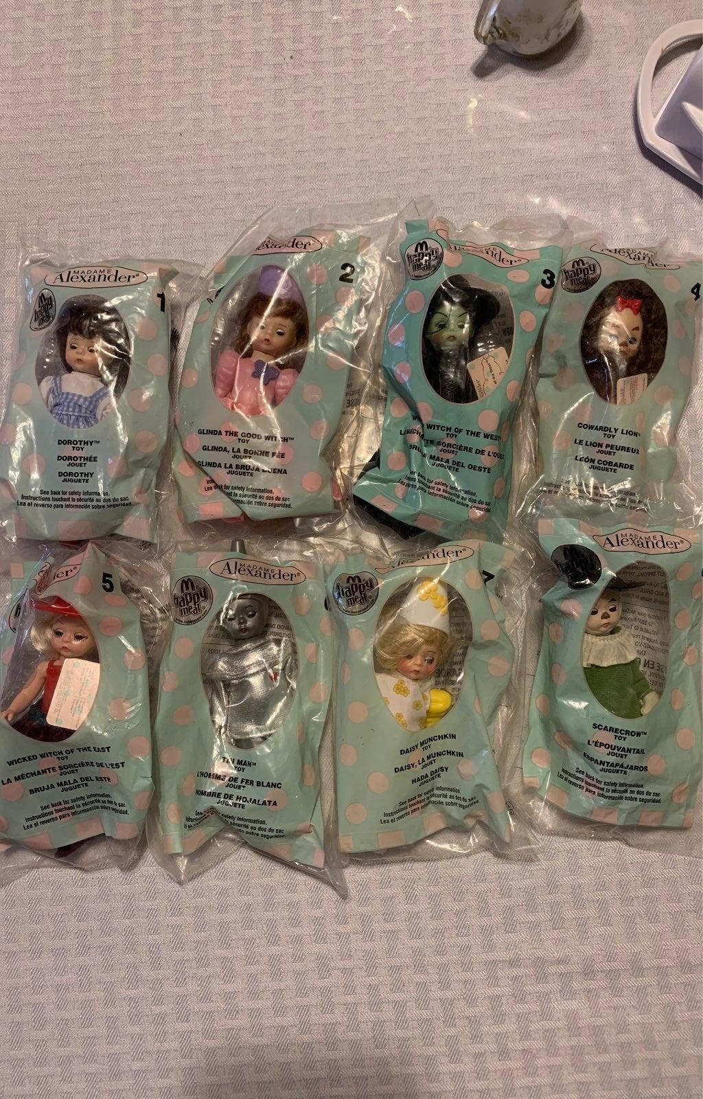 Madame Alexander Wizard of Oz Dolls Stil