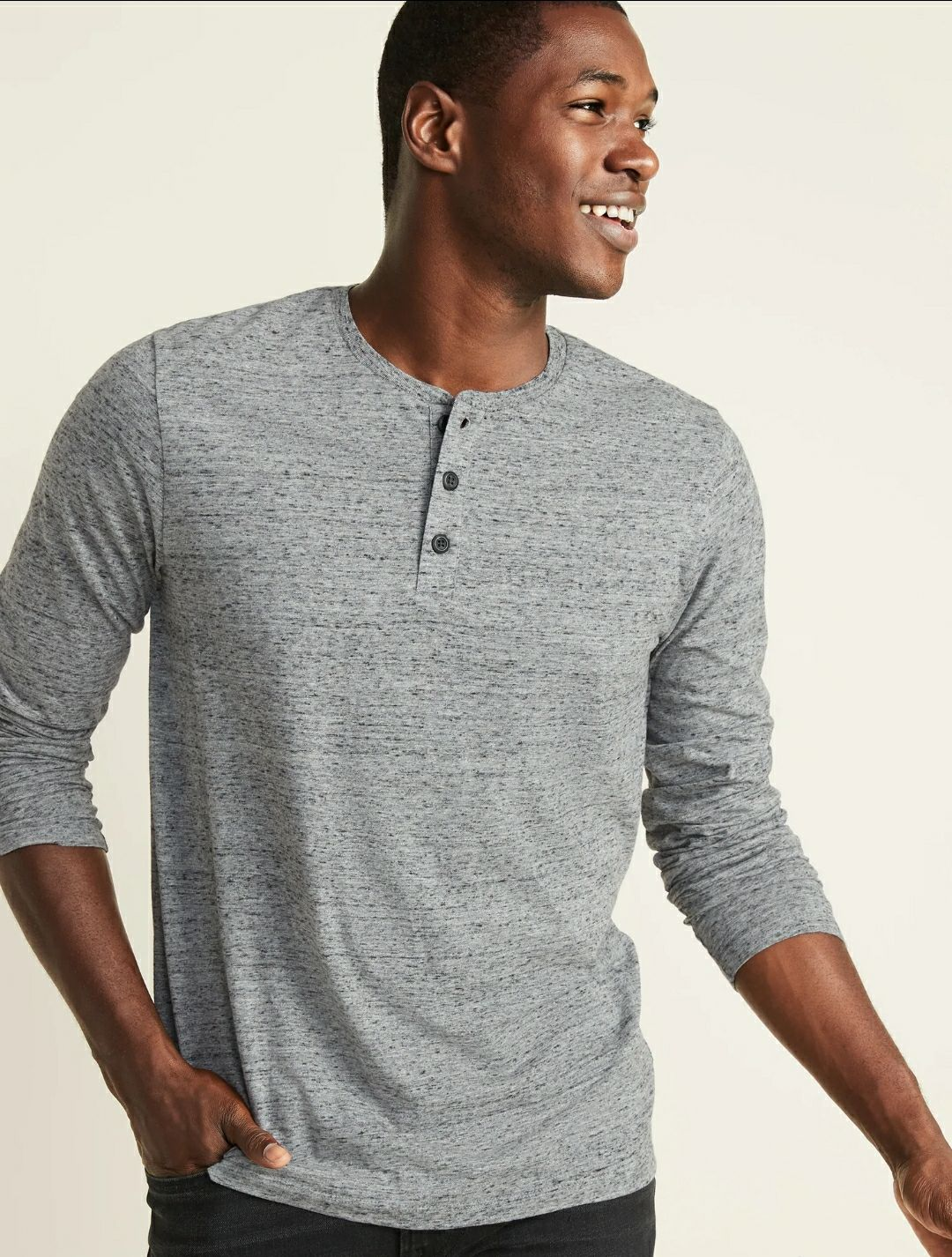 Old Navy Soft-Washed Henley