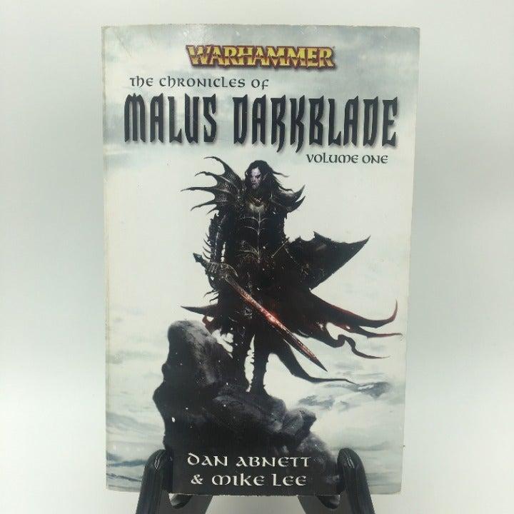 Warhammer Fantasy Malus Darkblade Vol. 1