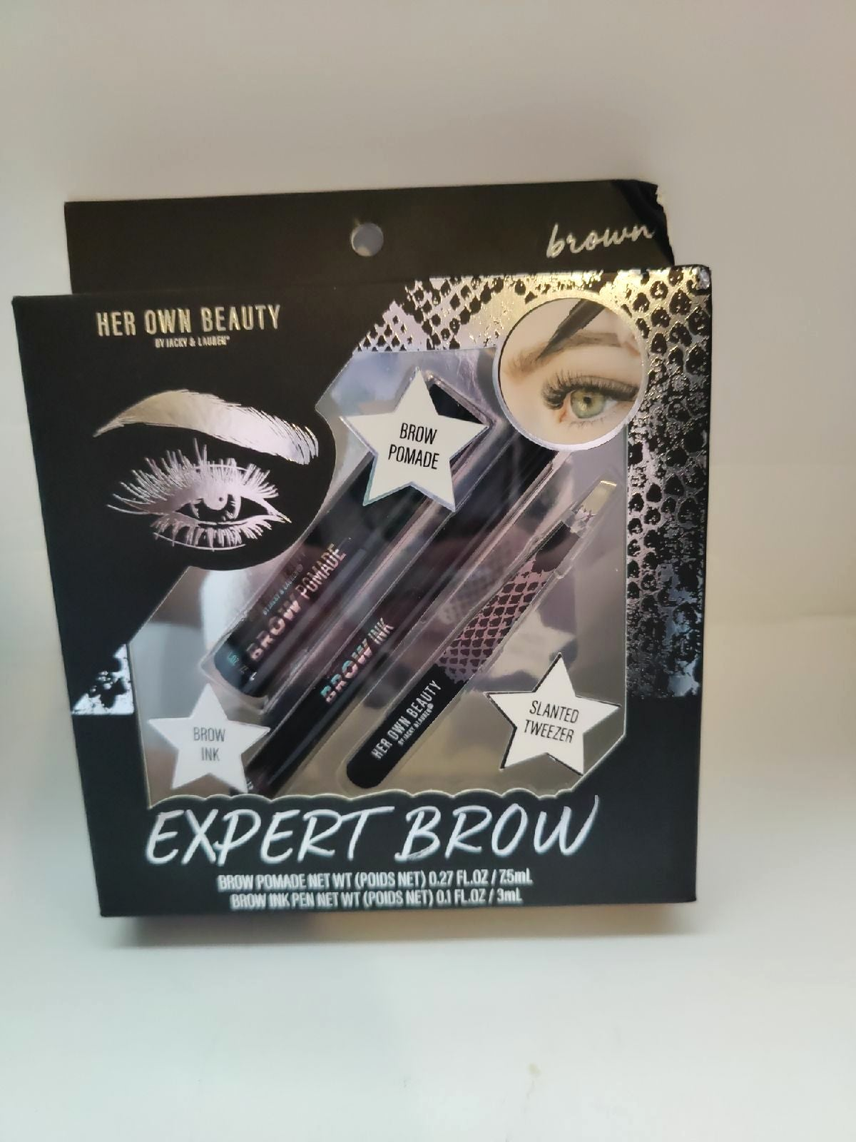Her Own Beauty Expert Brow kit