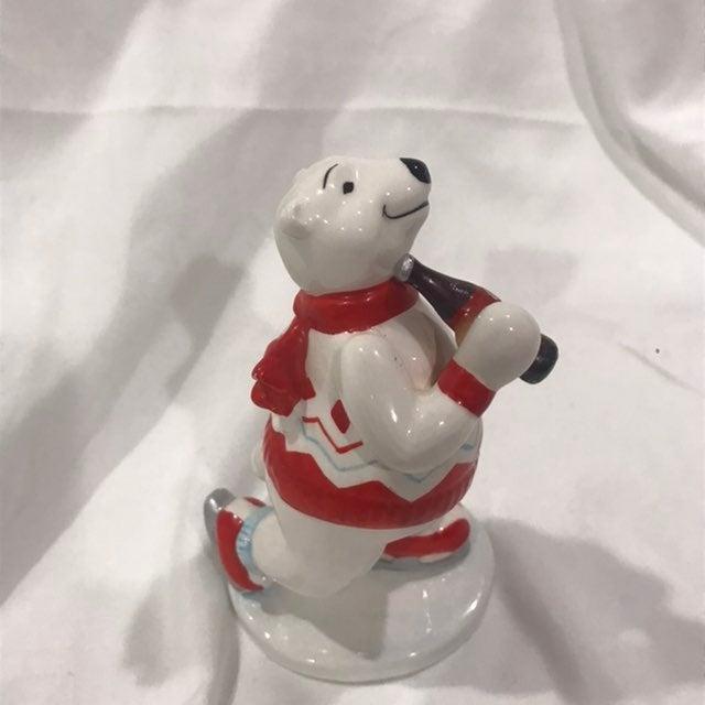Coca Cola Polar Bear Ceramic