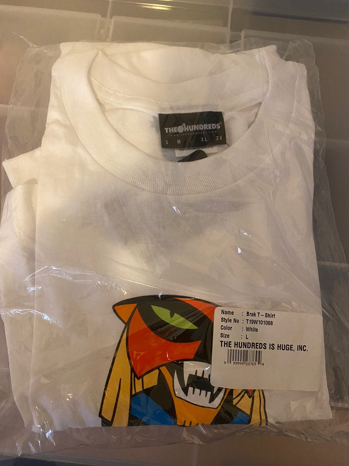 The Hundreds Space Ghost Brak T shirt