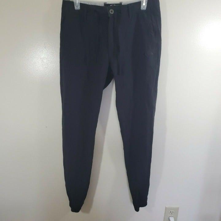 Oakley Black Casual Athletic Pants 30x32