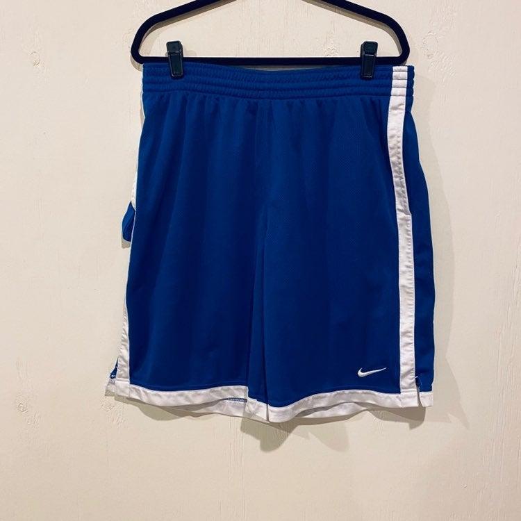 Mens Nike Basketball Shorts L