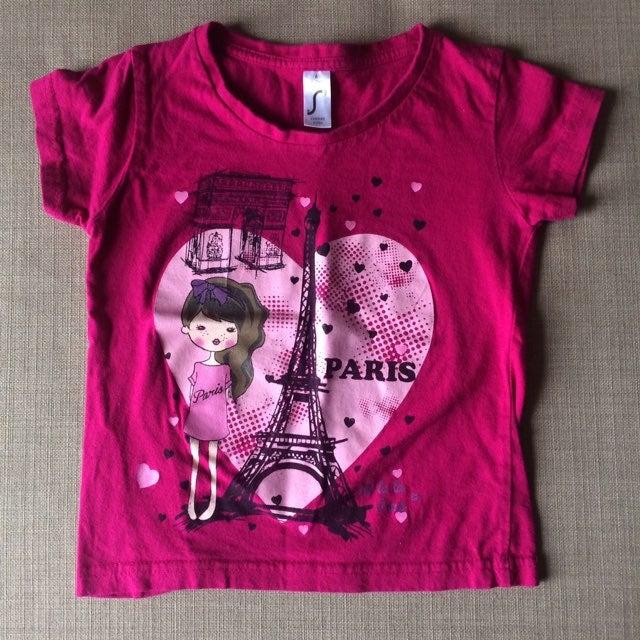 Sol's Paris T-shirt