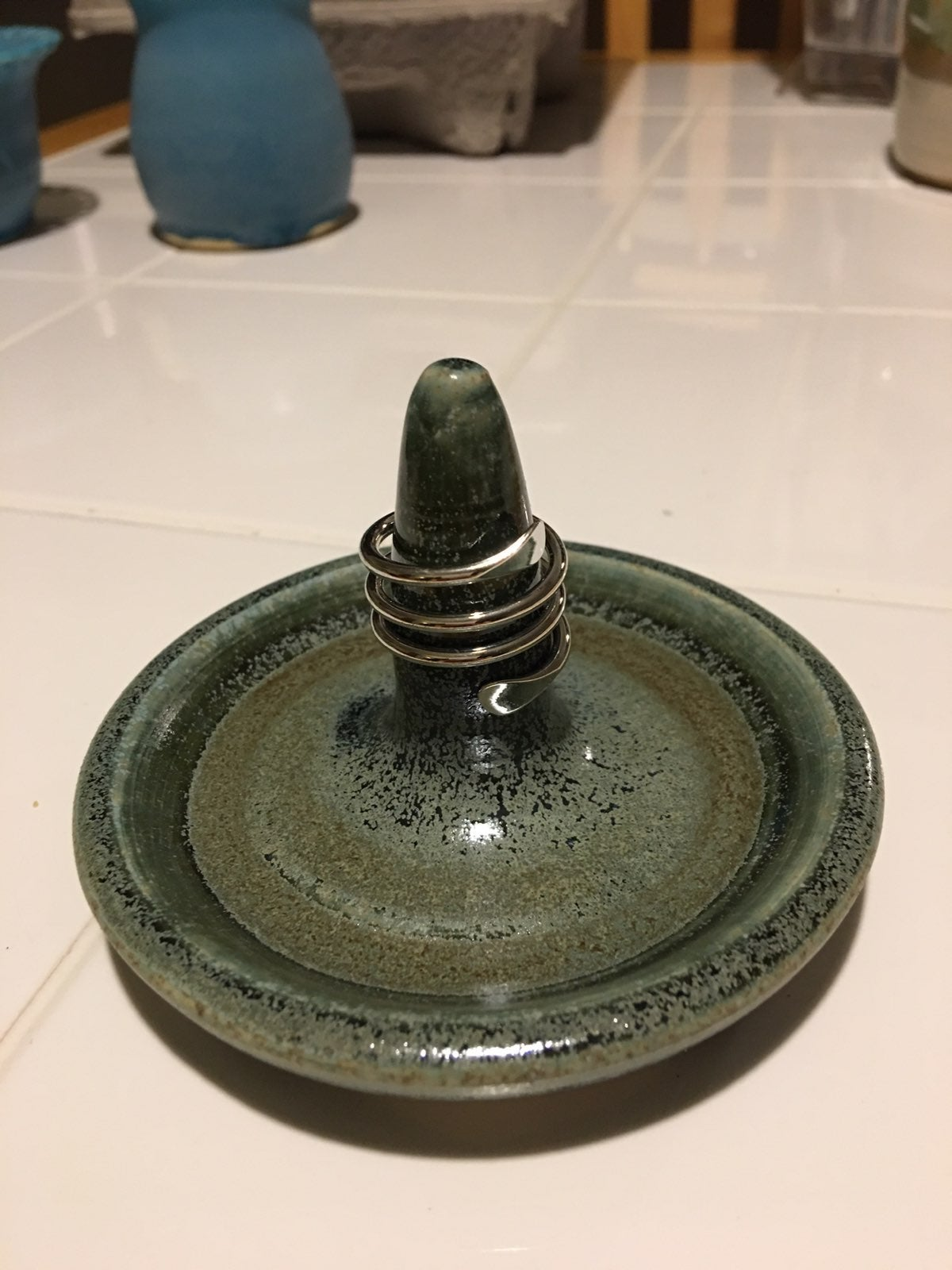 Handmade Ring dish