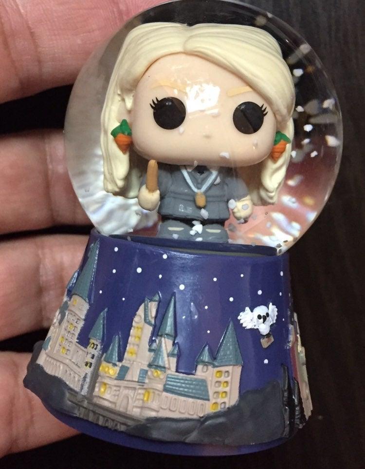 Funko mystery minis Luna snow globe