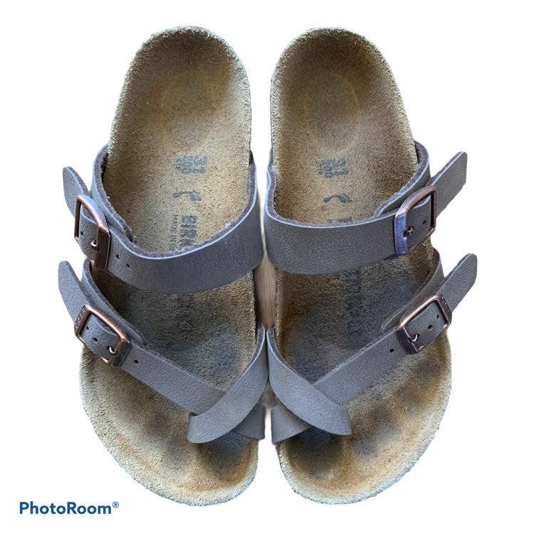 Birkenstock Mayari Brown Kids Sandals