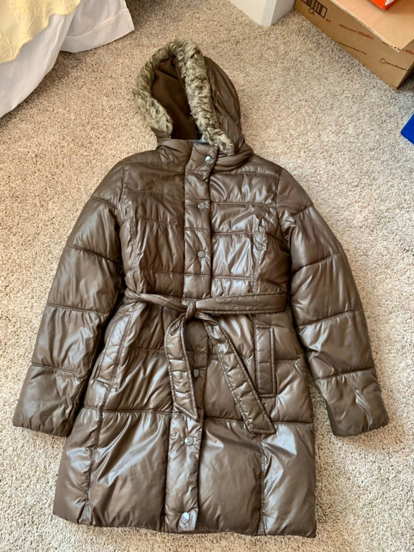 Old Navy womens Small puffer coat
