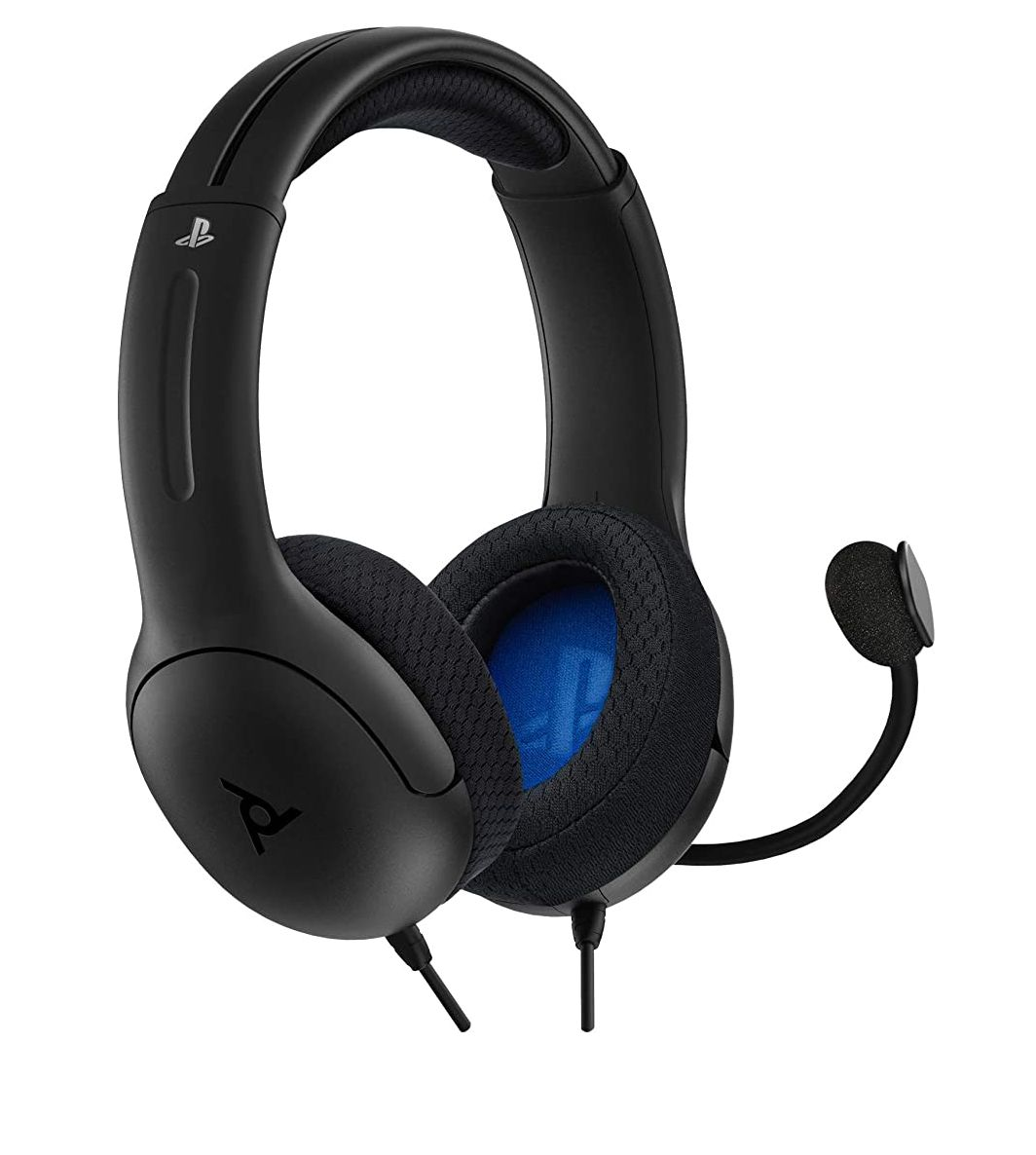 PS4 pdp gaming lvl40 headset wired