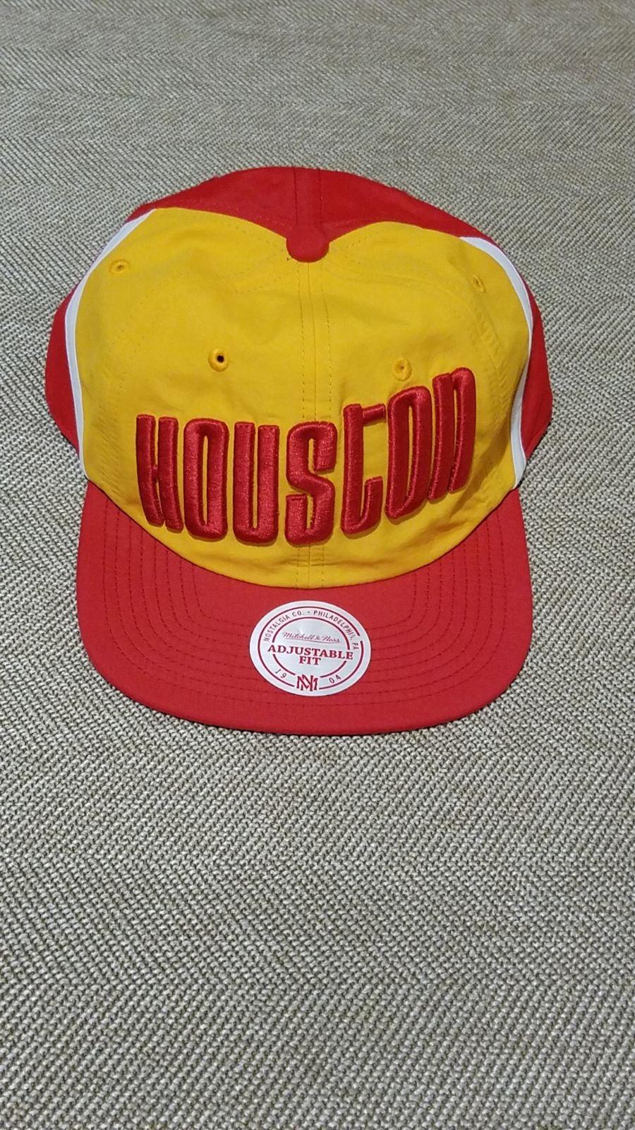 Houston Rockets Snapback Hat