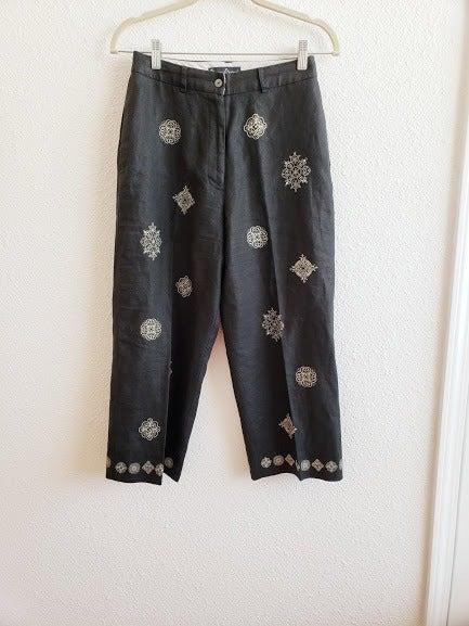Mercer and Madison 100% linen pants