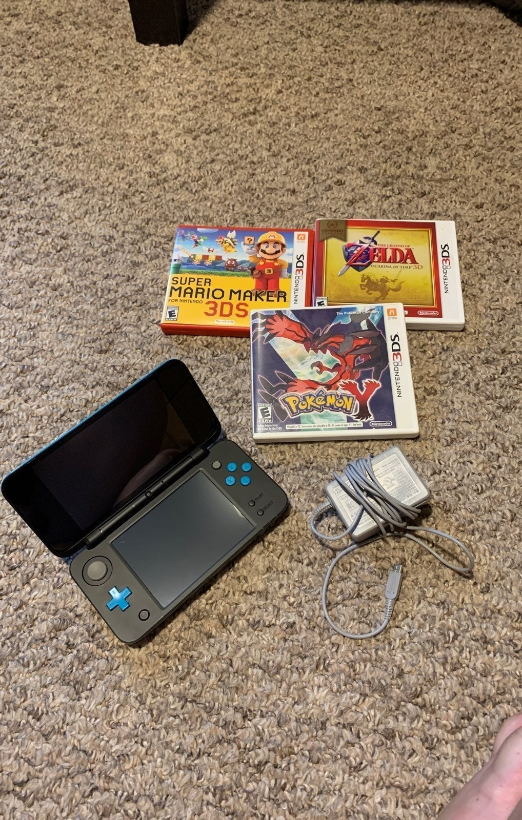 Nintendo 2DS with 3DS games bundle