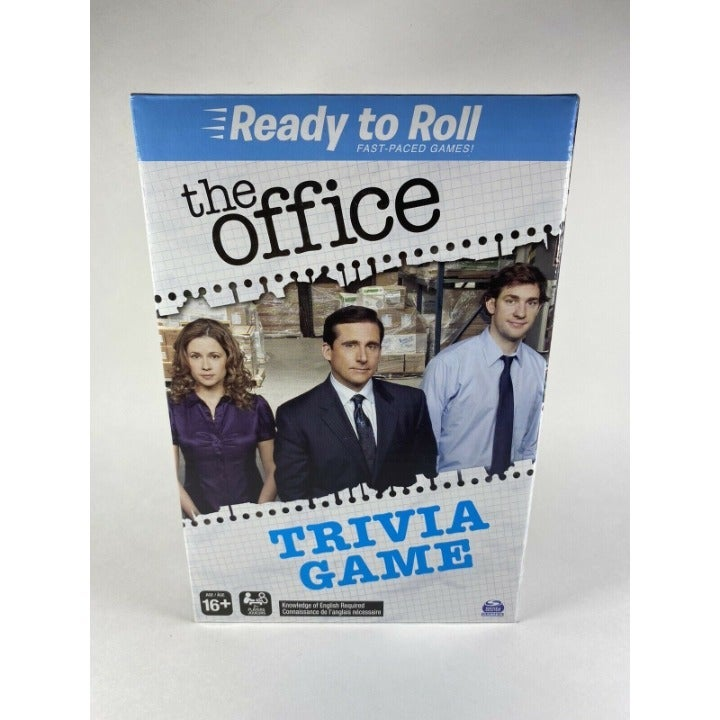 The Office Trivia Game 2+ Players Card G