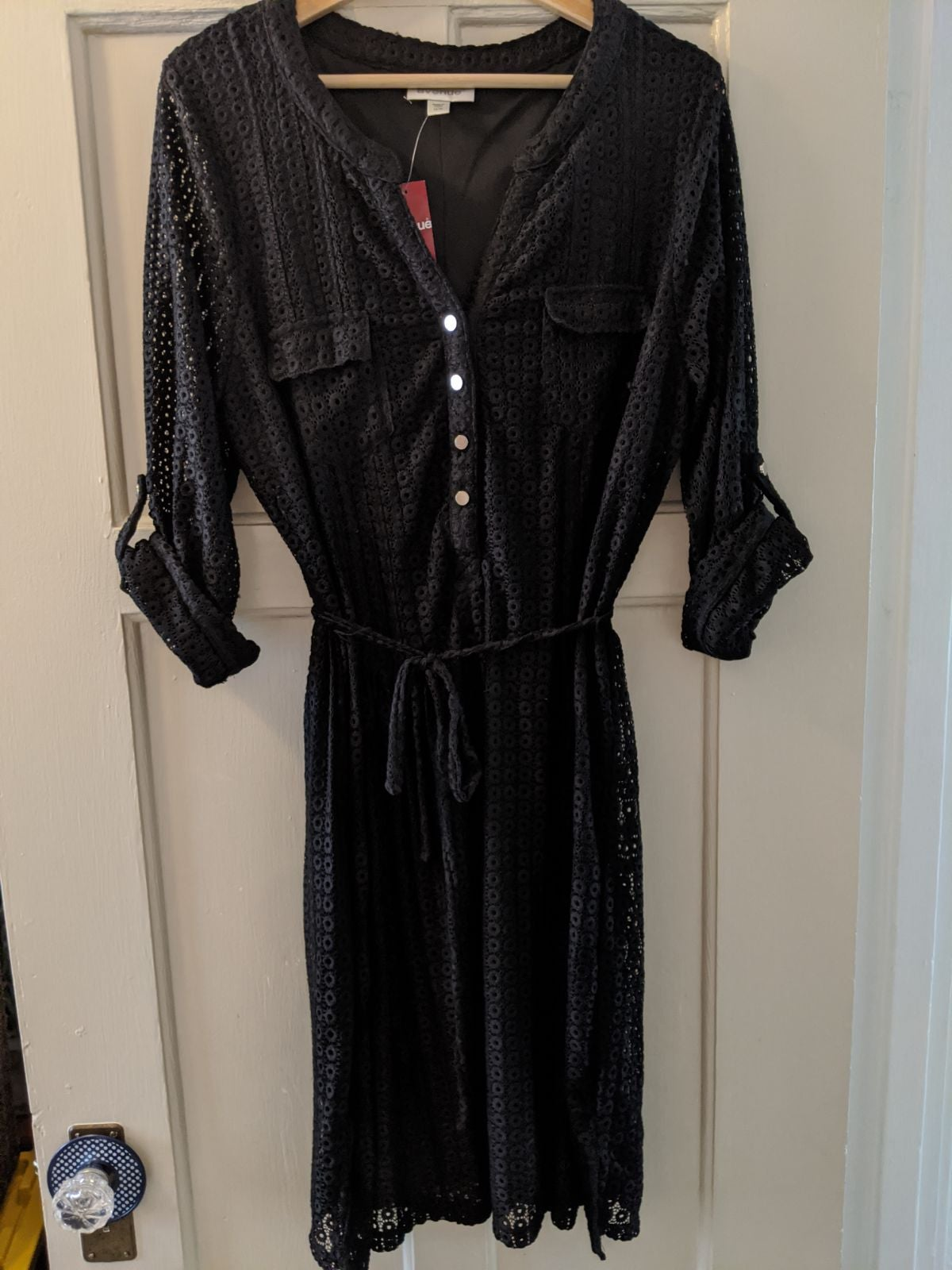 Avenue shirt dress