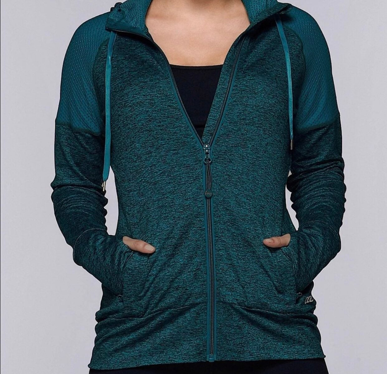 Lorna Jane Embrace L/Slv Maxum Jacket