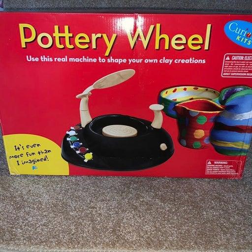 Beginner Kids Pottery Wheel