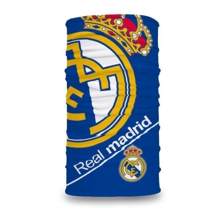 Real Madrid Face Mask & Neck Gaiter