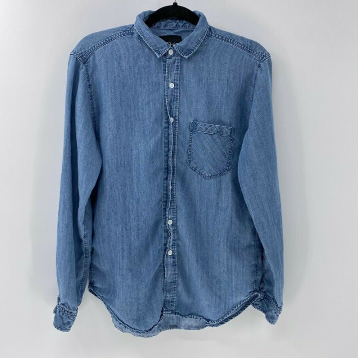 Rails colton medium vintage wash shirt M
