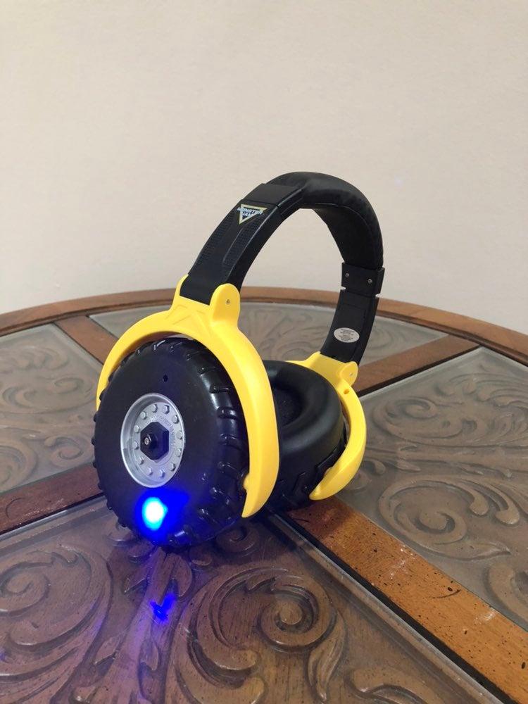 Kids Monster Jam Ear protection for even