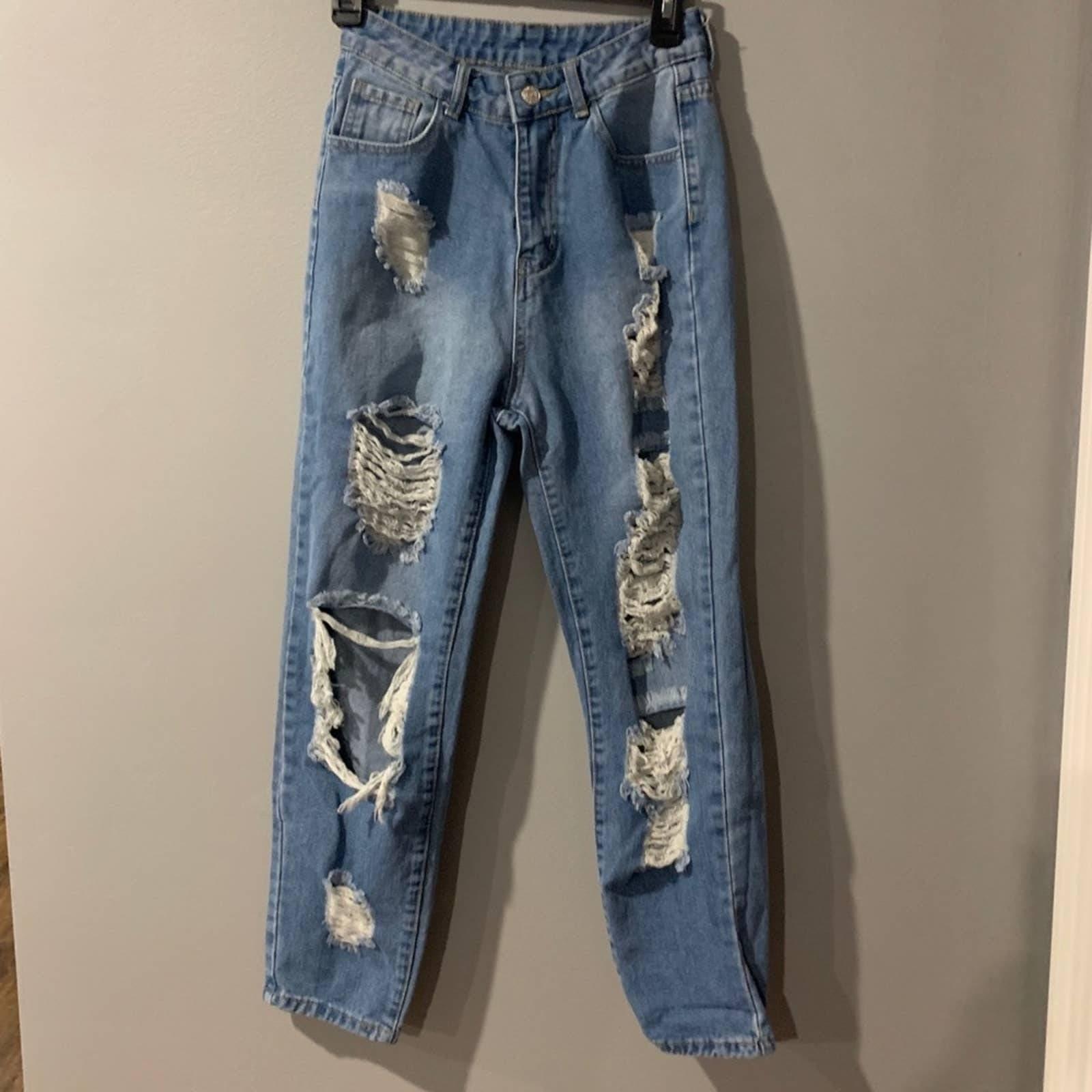Shein | skinny jeans