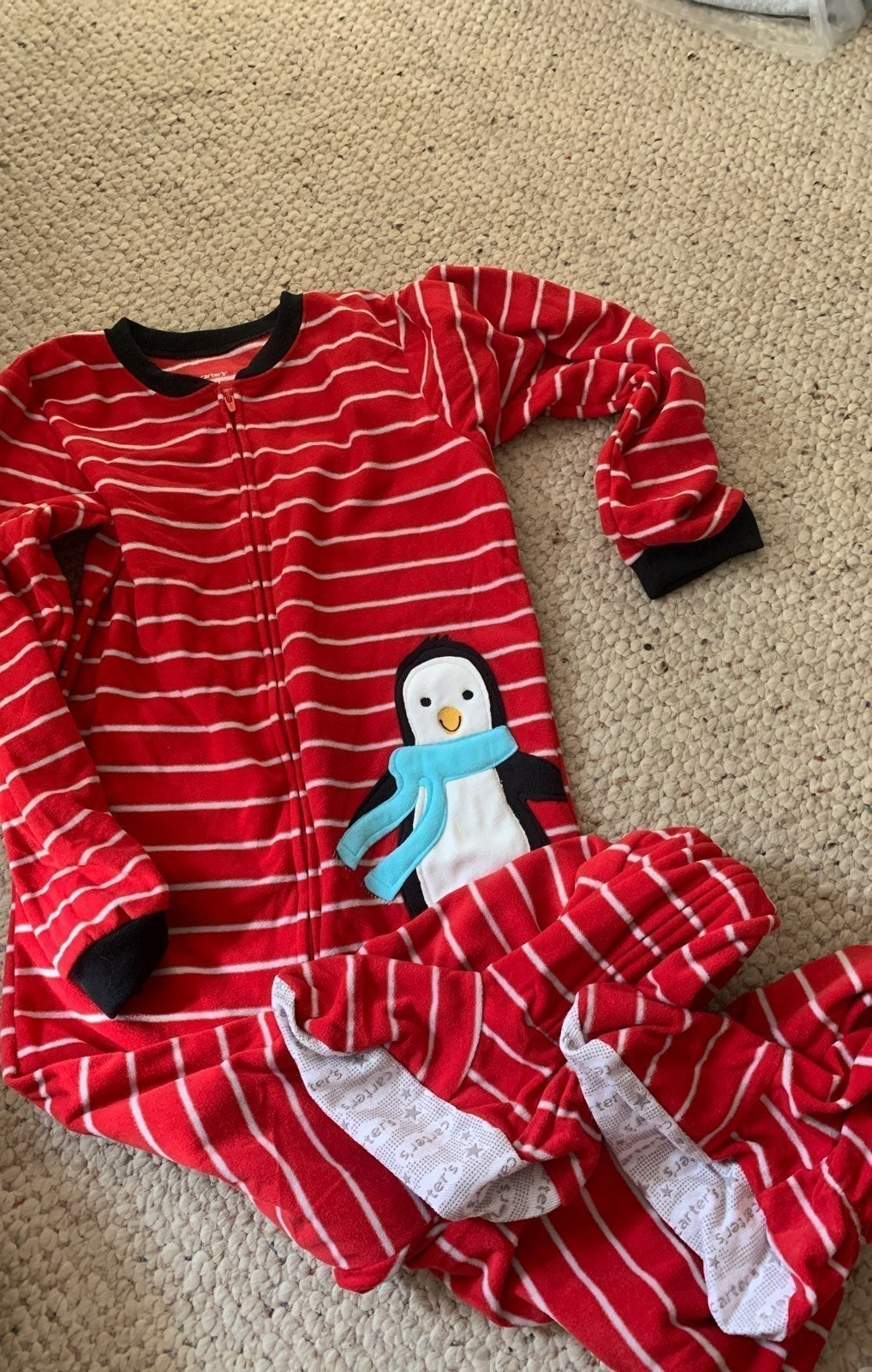 Carter's Footies Pajamas