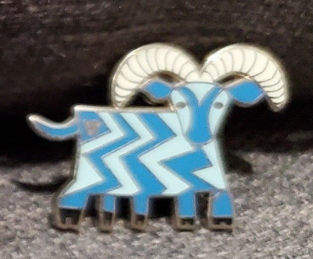 Disney Trading Pins: 5 Legged Goat