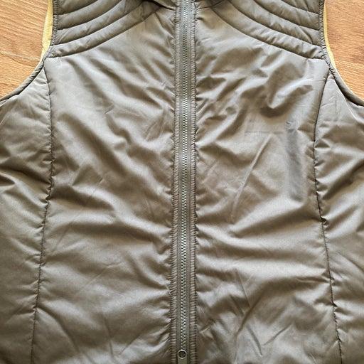 Ladies reversible vest