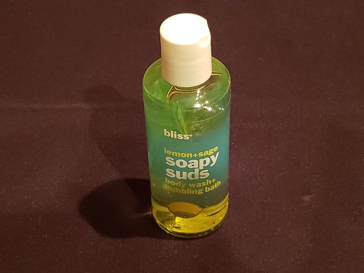 Bliss Lemon Sage Soapy Suds