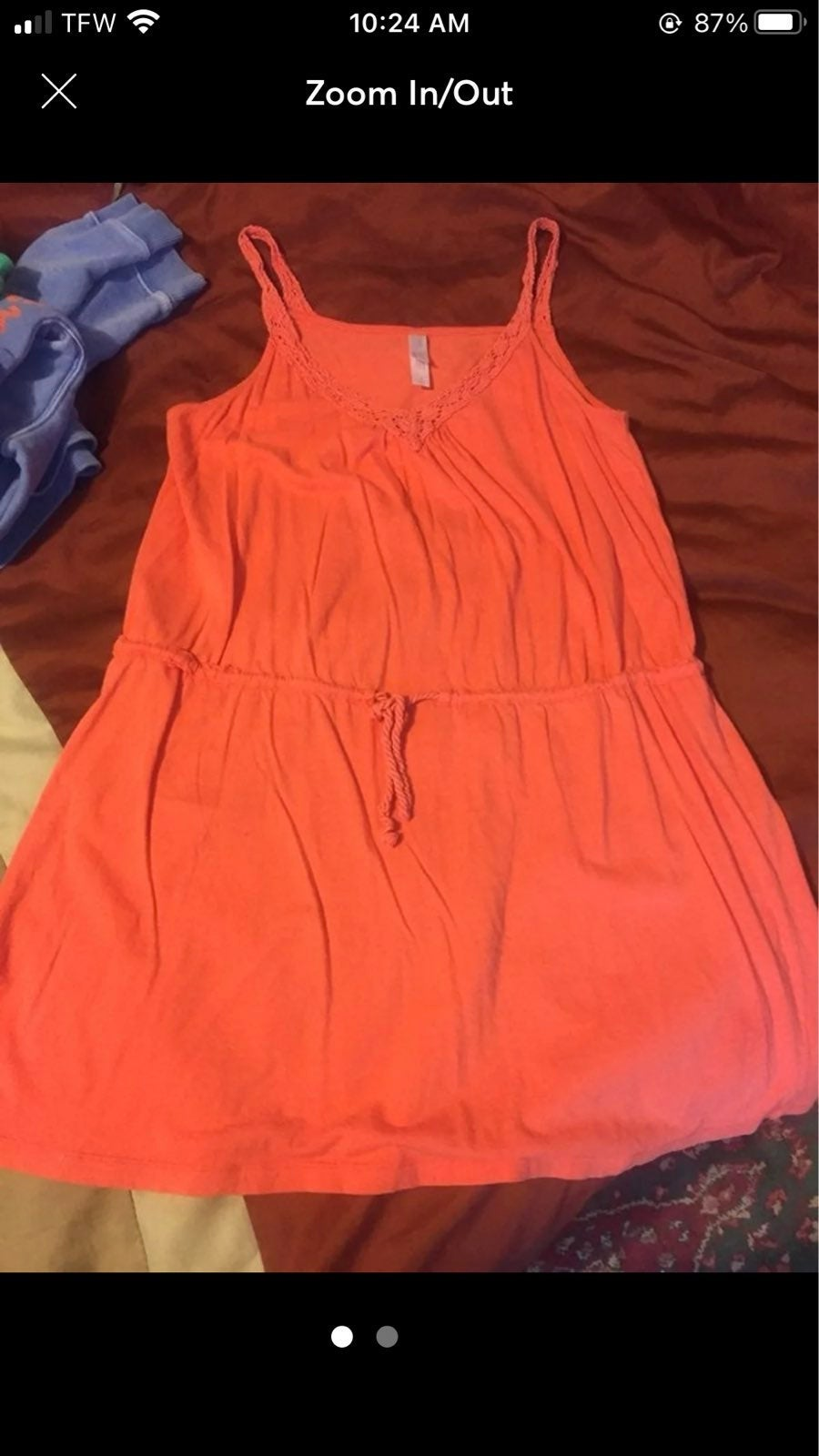 Gillian O'Malley nightgown sleepwear m