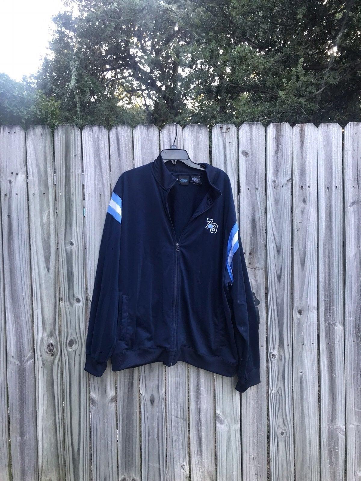2XL Athletic Works Track Jacket