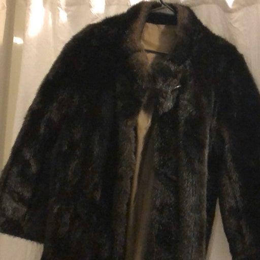Vintage Dubrowsky & Perlbinder Coat