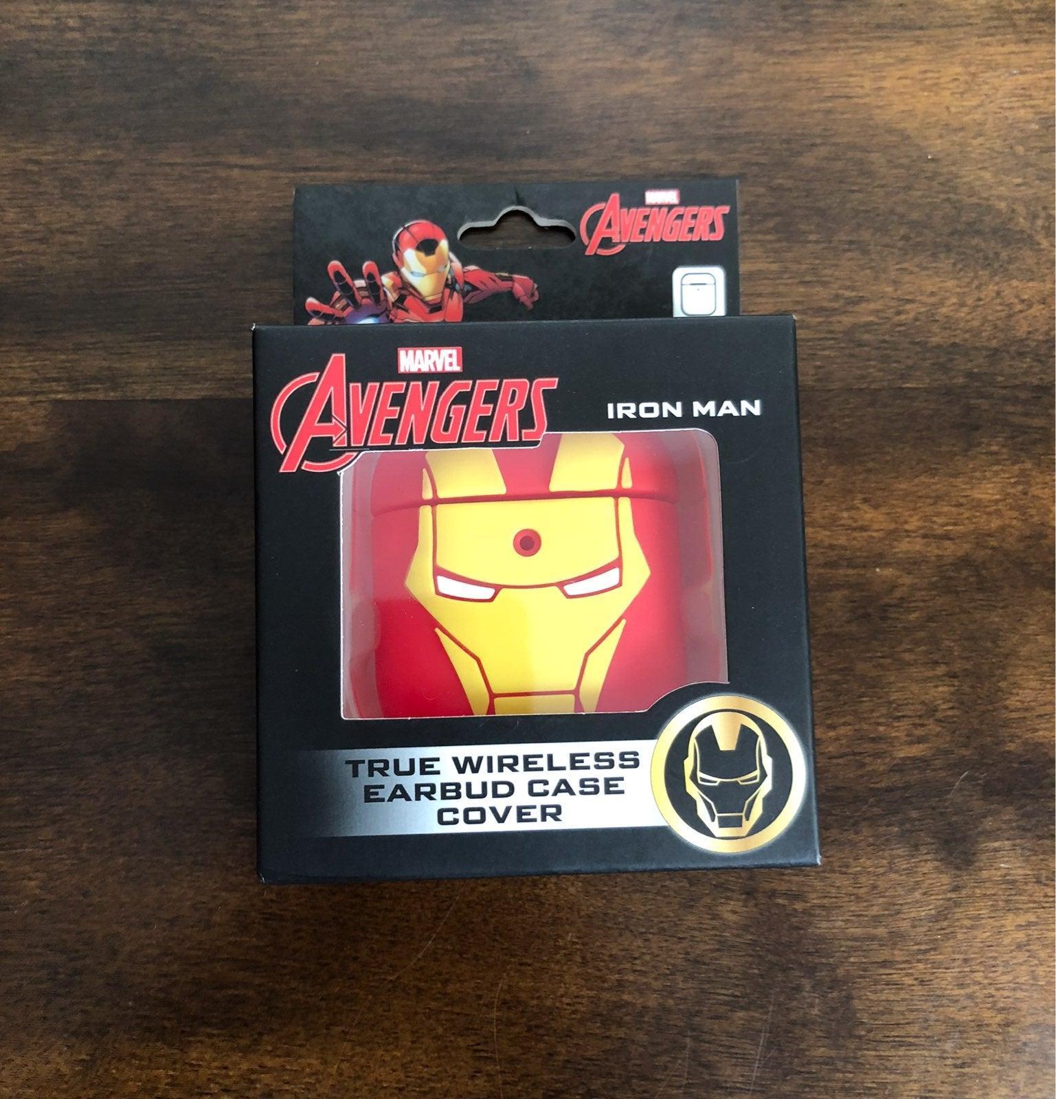 Iron Man Airpod Case