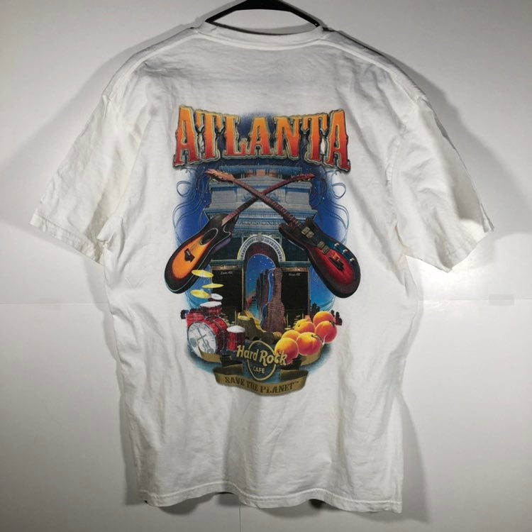 Save The Planet Hard Rock T Shirt