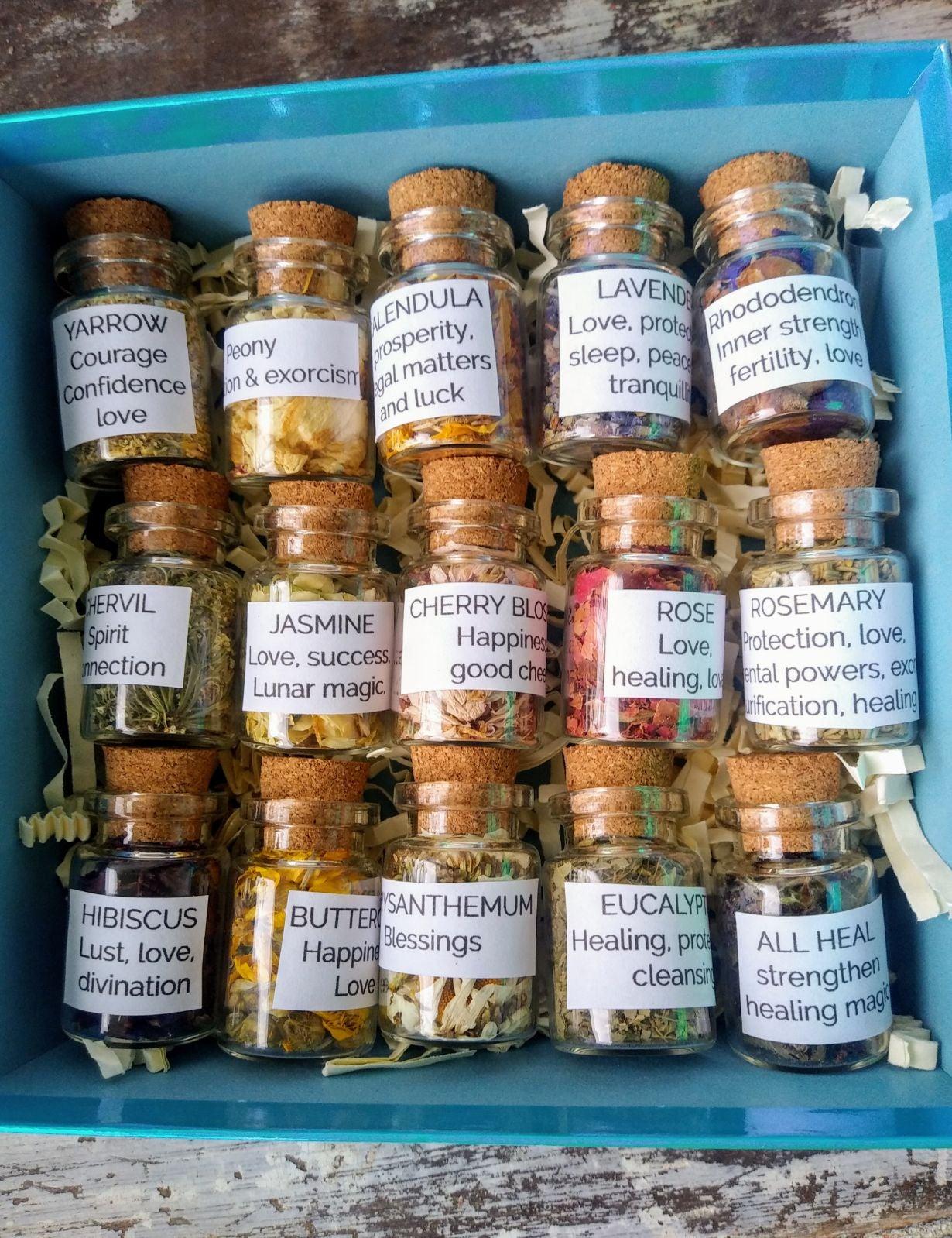 Flower Magick Apothecary Box