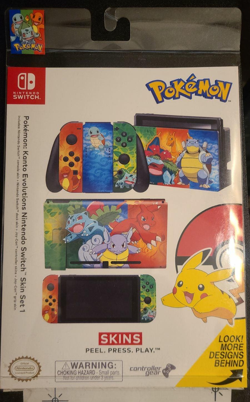 Pokémon Skins