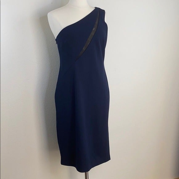 Antonio Melani BLOOM one shoulder dress