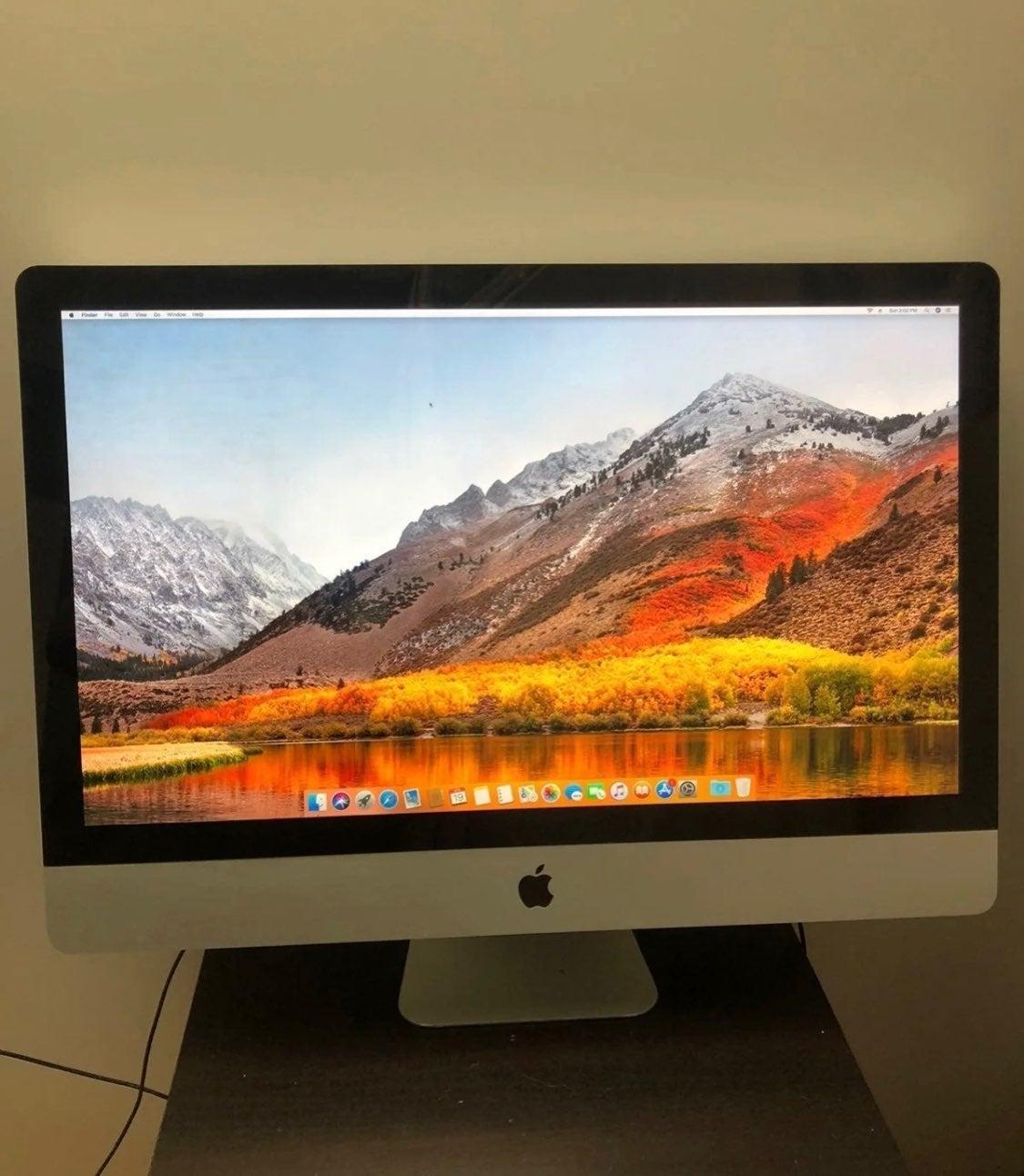 Apple iMac A1312 C2D 3.06GHz 8GB RAM 1TB