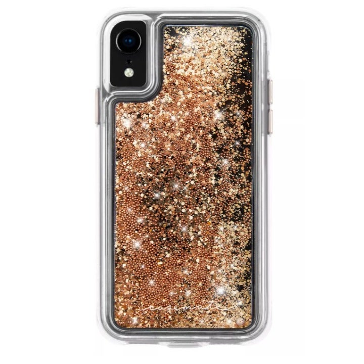 Case-Mate iPhone X Xs Gold Waterfall