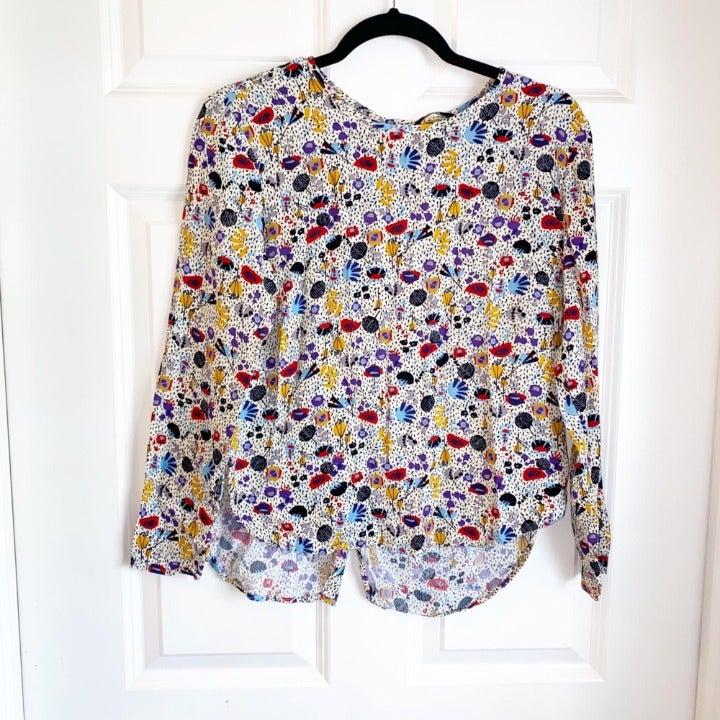 H&M Women's Long Sleeve Blouse Top 10
