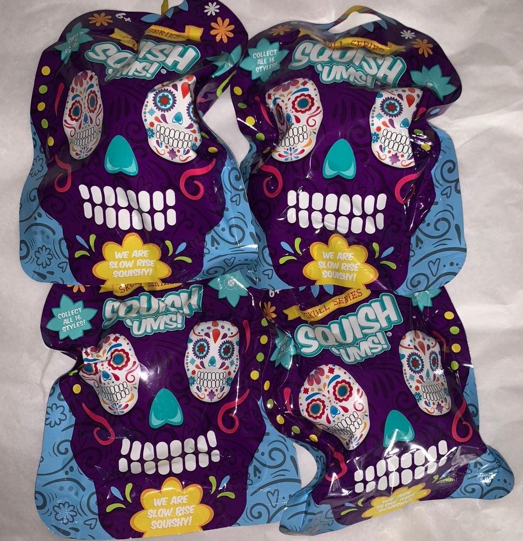 Custom listing 12 blind bag squishies