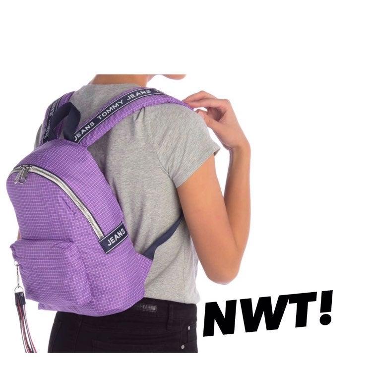 NWT Tommy Hilfigure Backpack