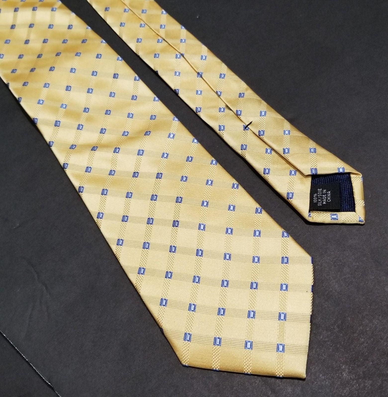 Michael kors gold neck tie new
