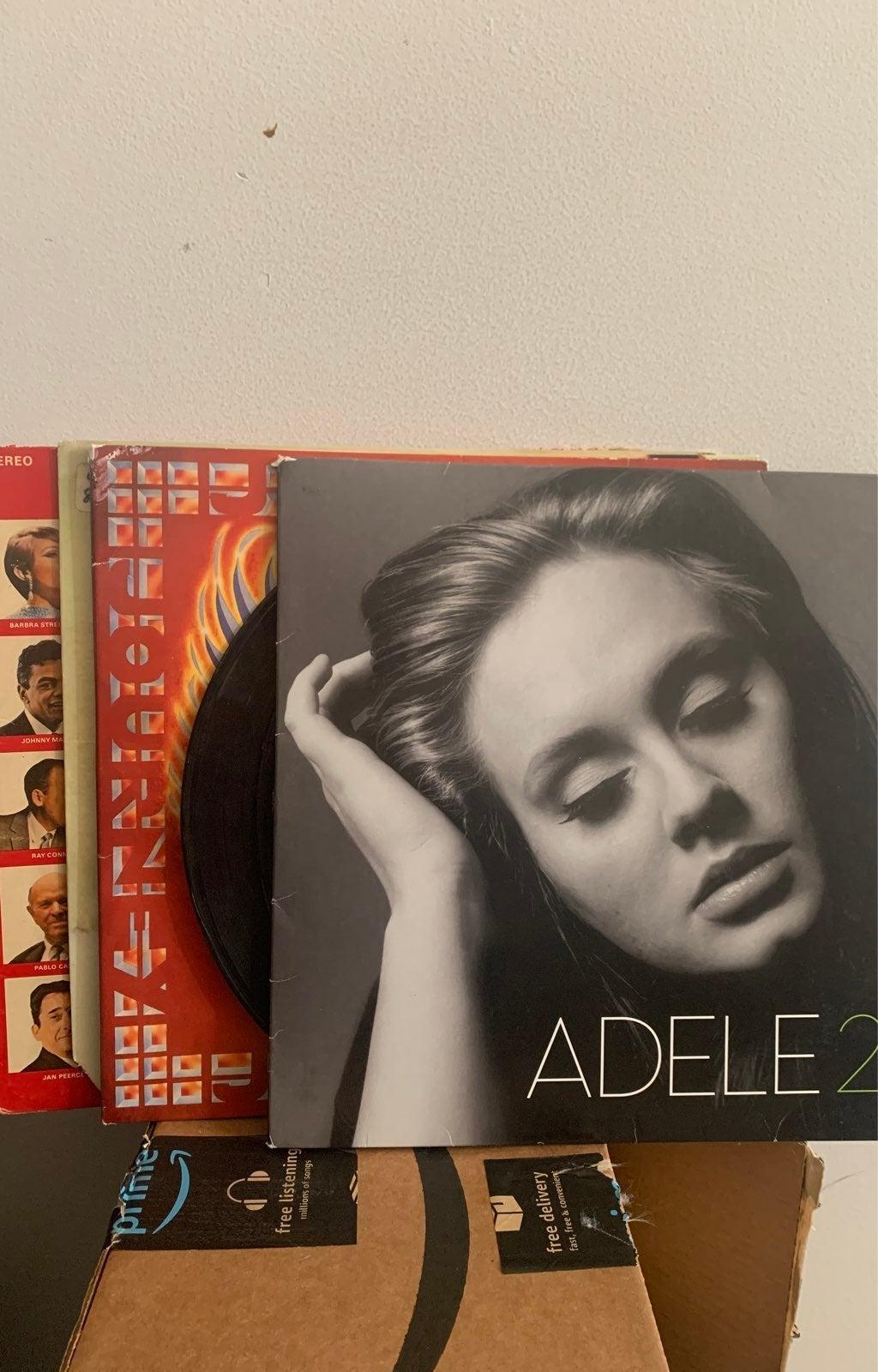 Vinyl Record bundle