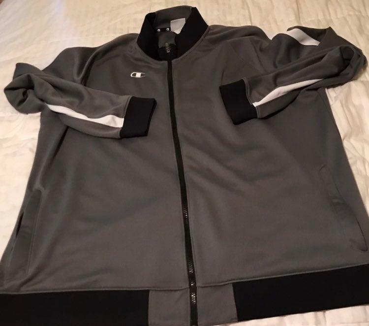 Champion Zip up Jacket size XXL