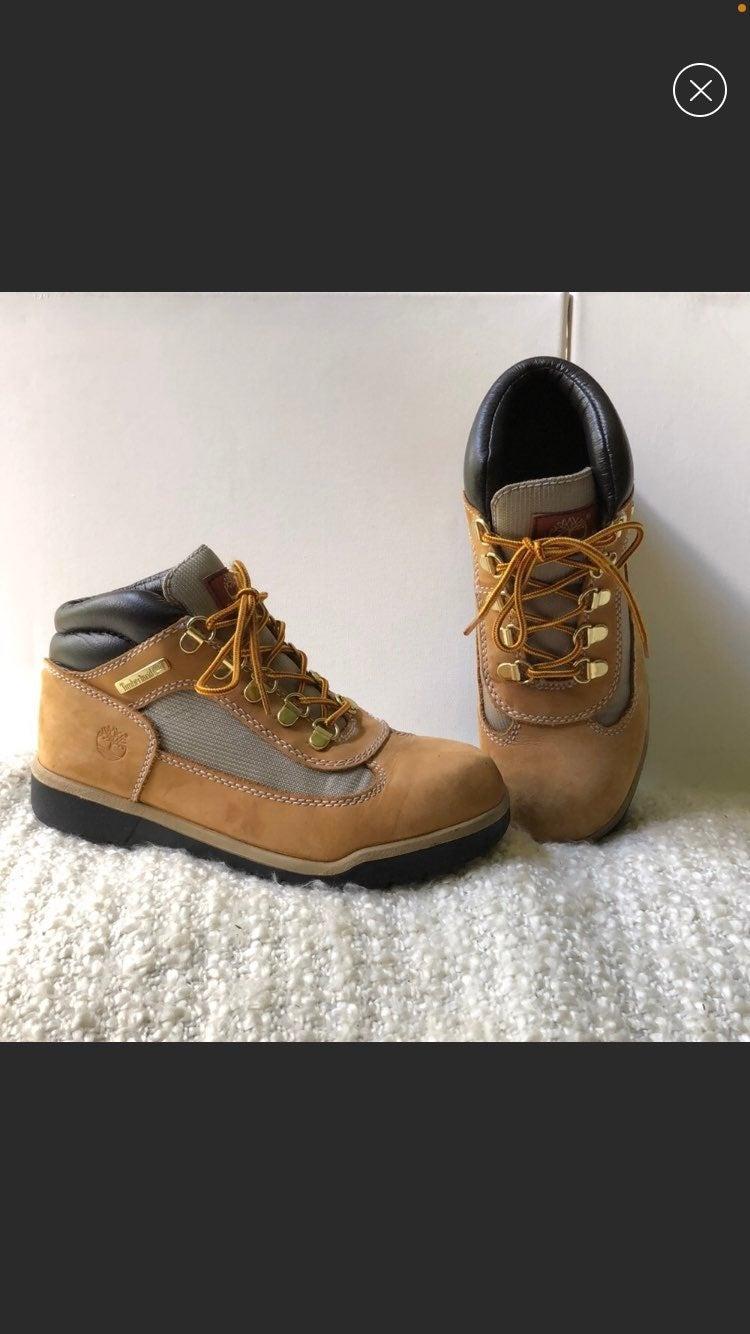 Boys Size 5 Timberland Boots