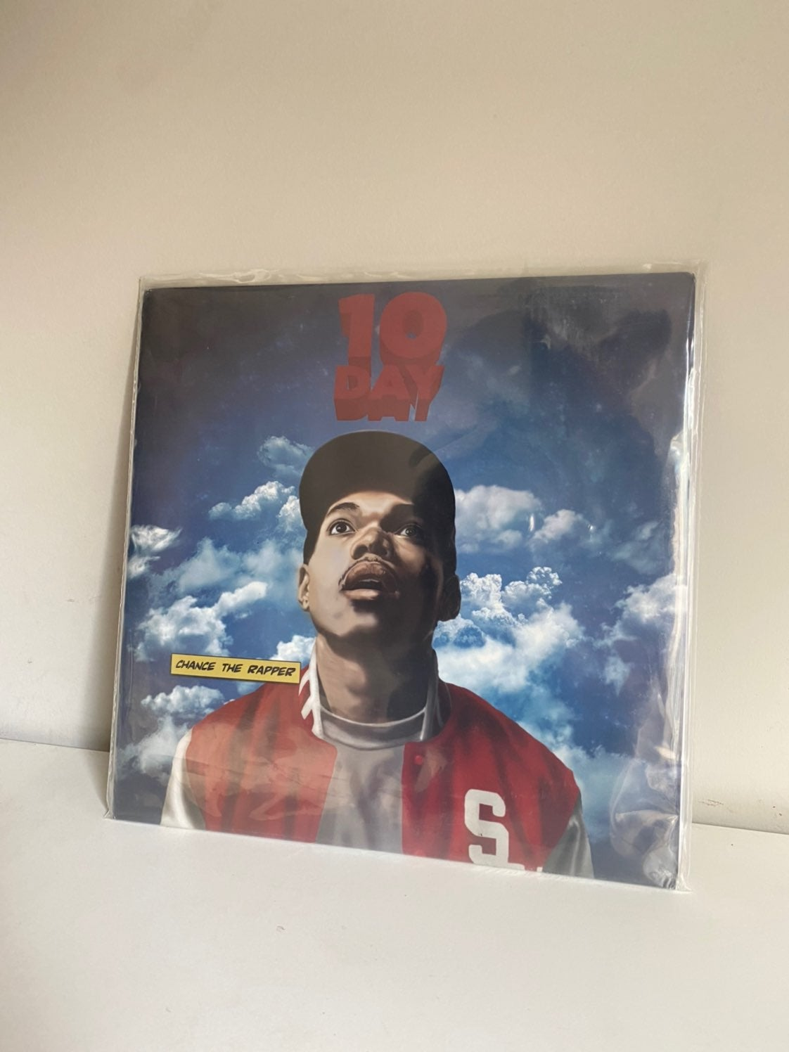 Chance the Rapper Vinyl - 10 Day - RARE